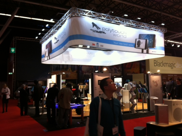 CK at ISE Amsterdam