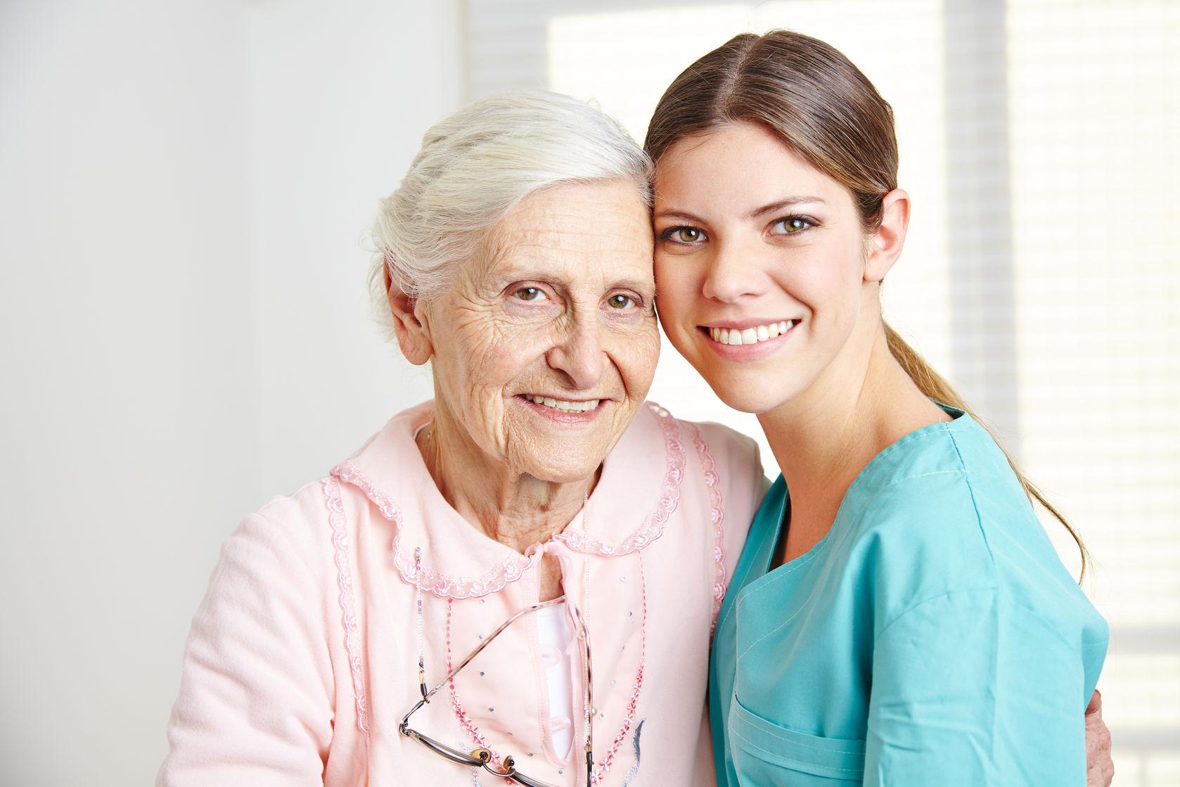 Pflegeberufe